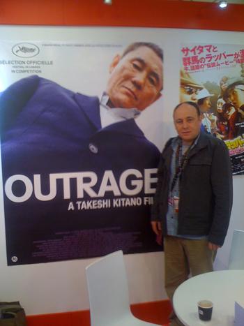 Me and Kitano